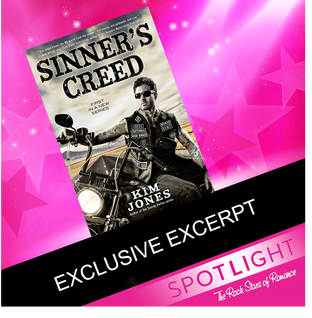 Sinner's Creed, TRSoR, The Rock Stars of Romance, Kim Jones, MC Romance
