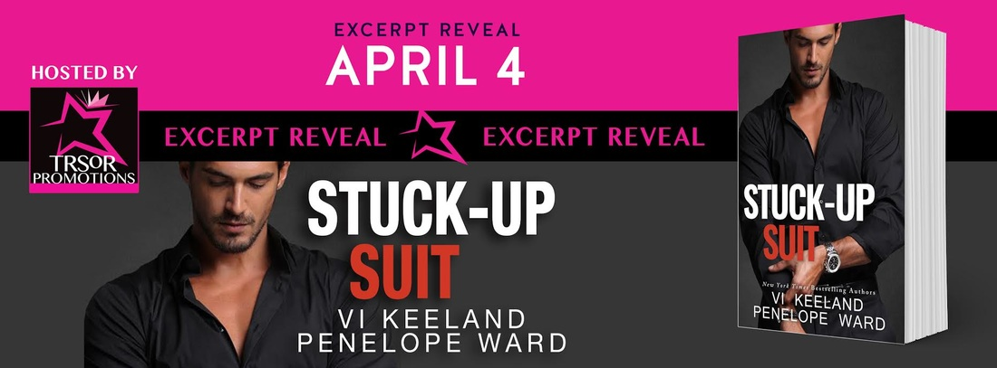 Sexy Romance, Cocky Bastard, Penelope Ward, Vi Keeland, Stuck-Up Suit