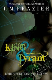 Lawless, King, Tyrant, King Series, T.M. Frazier, Soulless