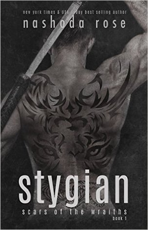 Stygian, Free ebook, Scars of Wraths, Paranormal Romance, Nashoda Rose